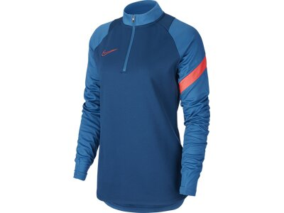 NIKE Damen Langarmshirt Dri-FIT Academy Pro Blau