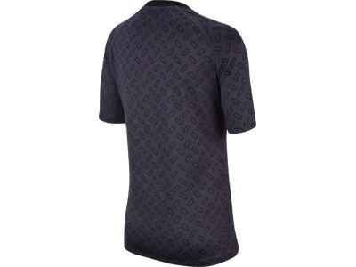 NIKE Kinder T-Shirt Court Dri-FIT Rafa Blau