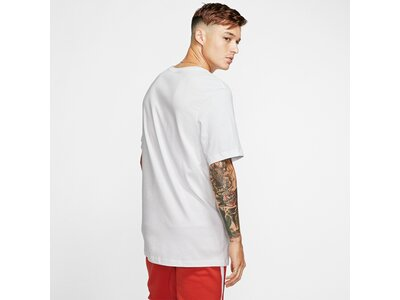 NIKE Herren Shirt NSW SS TEE EXP 2 Weiß