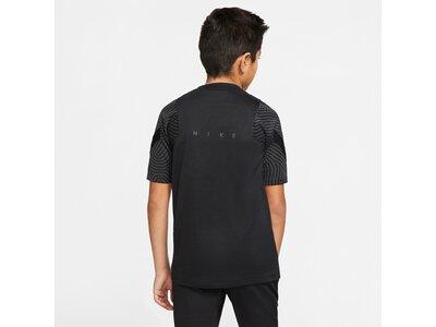 NIKE Kinder T-Shirt Breathe Strike Schwarz