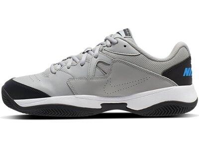NIKE Herren Tennisoutdoorschuhe Court Lite 2 Silber