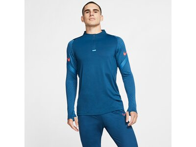 NIKE Herren Sweatshirts Dri-FIT Strike Blau