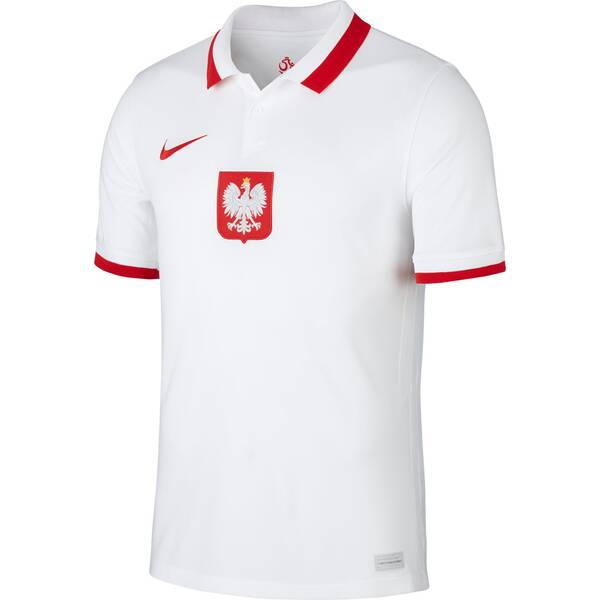 NIKE Herren Fantrikot Poland 2020 Stadium Home