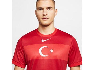 NIKE Herren Fantrikot Türkei 2020 Stadium Away Rot