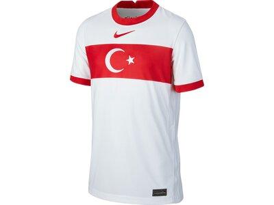 NIKE Kinder Fantrikot Türkei 2020 Stadium Home Pink