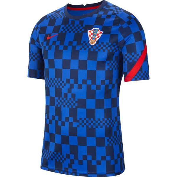 NIKE Herren Fanshirt Kroatien