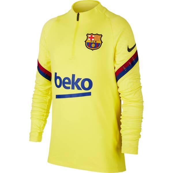 NIKE Kinder Langarmshirt FC Barcelona Strike