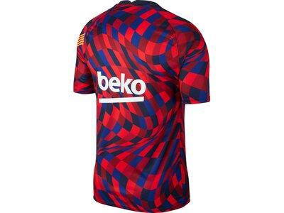 NIKE Replicas - T-Shirts - International FC Barcelona Prematch Shirt Schwarz