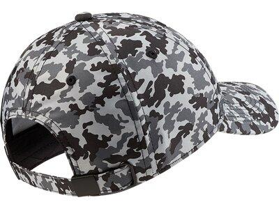 NIKE Herren U NSW AROBILL H86 CAP CAMO Grau