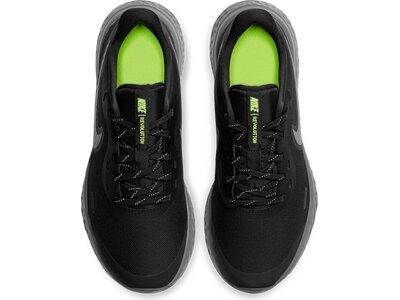 NIKE Kinder Sneaker REVOLUTION 5 HZ (GS) Schwarz