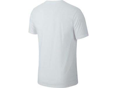 NIKE Herren Shirt DRY TEE Grau