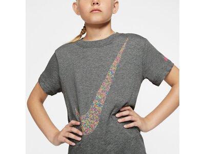 NIKE Kinder Shirt DPTL FUTURE FEM AOP Grau