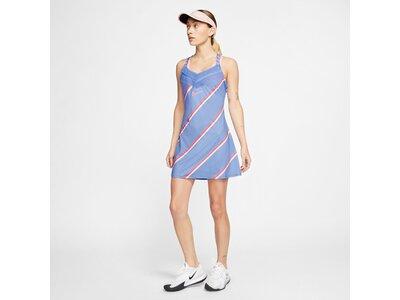 NIKE Damen Tennisskleid Pink