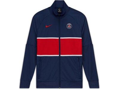"NIKE Herren Trainingsjacke ""Paris Saint-Germain"" Blau"
