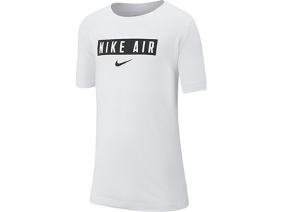 NIKE Kinder T-Shirt B NSW TEE NIKE AIR BOX Grau