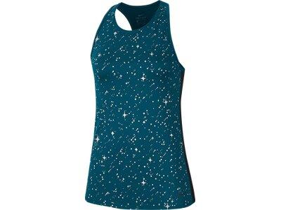 NIKE Damen Shirt NP STARRY NIGHT MTLC Blau