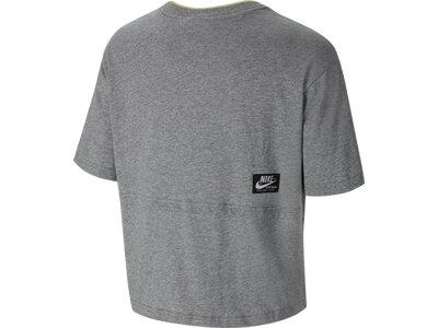 NIKE Lifestyle - Textilien - T-Shirts T-Shirt Damen Grau