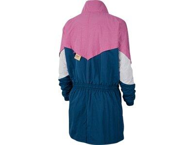NIKE Lifestyle - Textilien - Jacken Woven Track Jacke Damen Blau