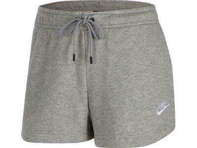 NIKE Damen Shorts NSW ESSNTL Schwarz