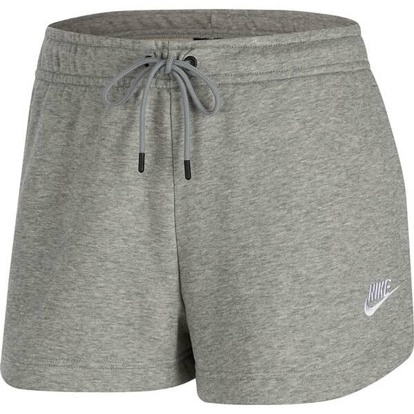 Hosen - NIKE Damen Shorts NSW ESSNTL › Schwarz  - Onlineshop Intersport