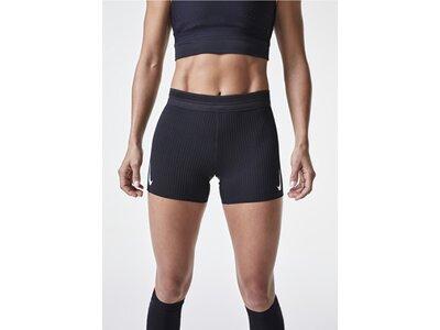"""NIKE Damen Shorts """"AeroSwift"""" Schwarz"""