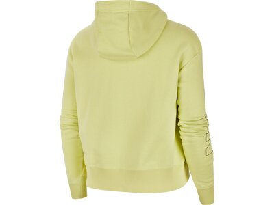 NIKE Lifestyle - Textilien - Jacken Air Fleece Kapuzenjacke Damen Braun