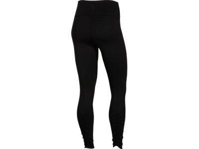 NIKE Damen Yogatights 7/8-Länge Schwarz