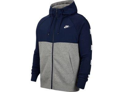 NIKE Lifestyle - Textilien - Sweatshirts Hybrid Kapuzenjacke Schwarz