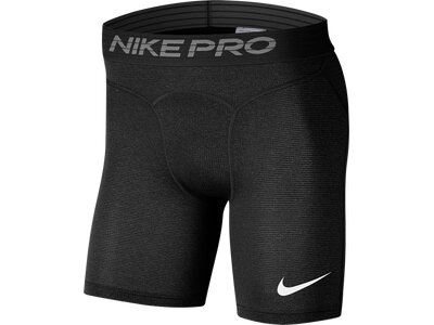 NIKE Herren Shorts Pro Breathe Schwarz