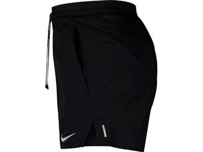 "NIKE Herren Trainingsshorts ""Nike Flex Stride 5in Shorts"" Schwarz"