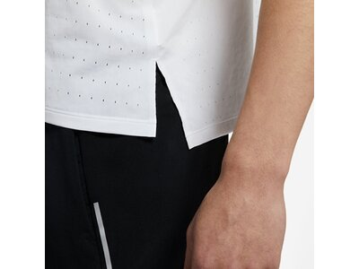 "NIKE Herren Laufsport Shirt ""AeroSwift Singlet"" Weiß"