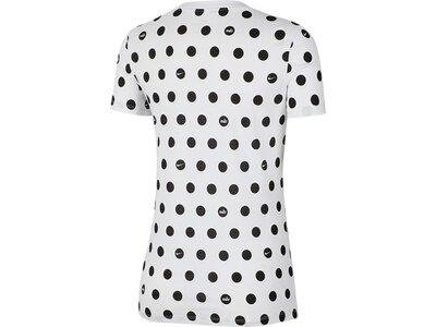 NIKE Damen T-Shirt W NSW TEE POLKA DOT Pink