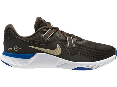 "NIKE Herren Trainingsschuhe ""Nike Renew Retaliation TR 2"" Silber"