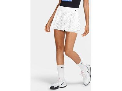 "NIKE Damen Tennisrock ""Nike Court"" Weiß"