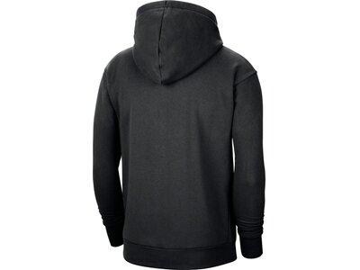 """NIKE Herren Basketball Sweatshirt """"NBA Nets Logo"""" Schwarz"""