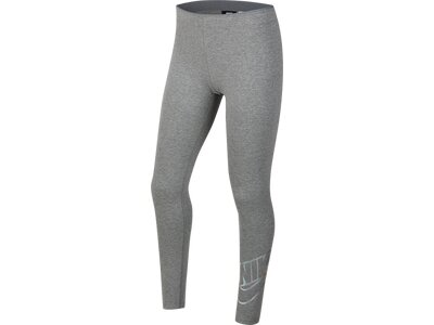 NIKE Kinder Tights FAVORITES SHINE Grau