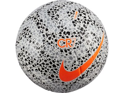 NIKE Ball CR7 NK STRK - FA20 Silber