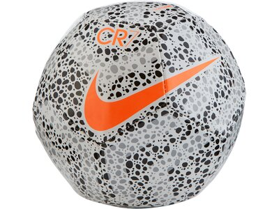 NIKE Ball CR7 NK SKLS - FA20 Silber