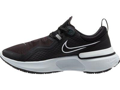 """NIKE Damen Laufschuhe """"Nike React Miler Shield"""" Silber"""