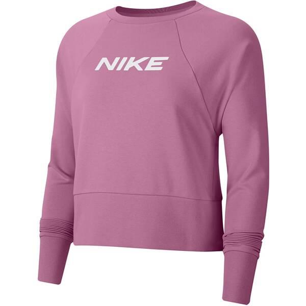 NIKE Damen Sweatshirt Dri-FIT Get Fit