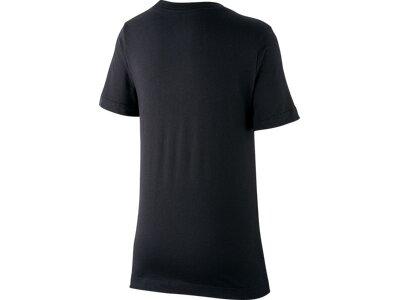 NIKE Kinder Shirt B NSW TEE AM90 CLOUDS Schwarz