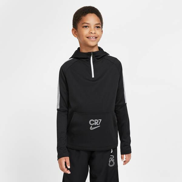 NIKE Kinder Sweatshirt Dri-FIT CR7