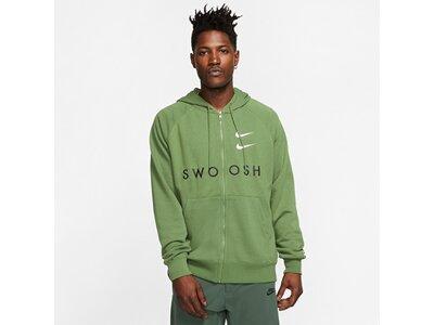 NIKE Herren Kapuzensweat Grün