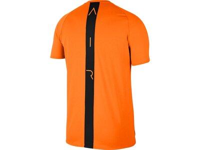 NIKE Herren Shirt M J AIR SS TOP Orange