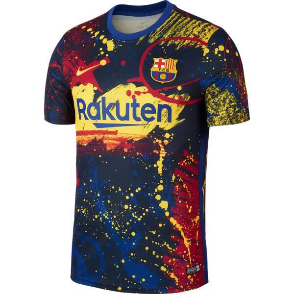 NIKE Herren Fußballshirt FC Barcelona