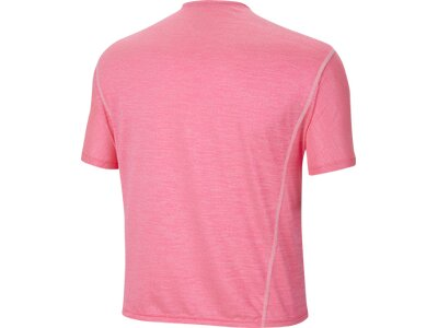 "NIKE Damen Laufshirt ""Icon Clash City Sleek"" Kurzarm Pink"