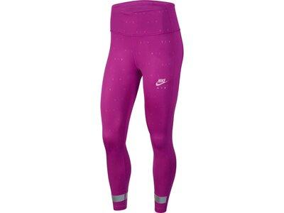 NIKE Running - Textil - Hosen lang Air 7/8 Tight Running Damen Rot
