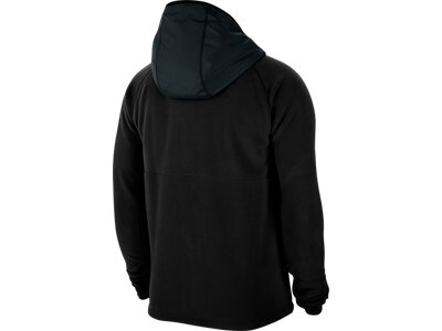 NIKE Lifestyle - Textilien - Jacken Fleece Winter Kapuzenjacke Schwarz