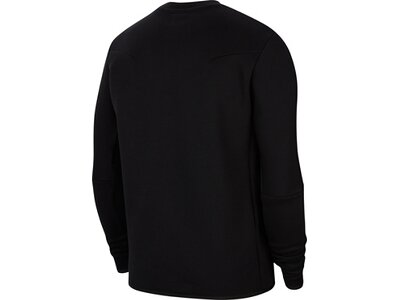 NIKE Herren Sweatshirt M NSW TCH FLC CRW Schwarz
