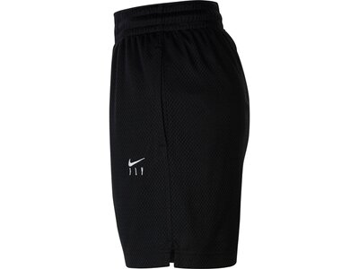 NIKE Damen Shorts Fly Schwarz